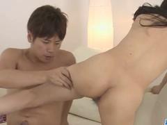 Минет  и секс с Nozomi Koizumi .